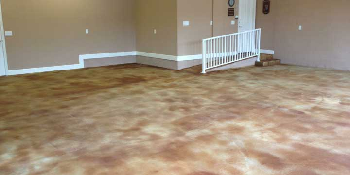 Decorative Concrete Flooring — Tampa, Hernando, Citrus, Pasco, Sumter, Lake
